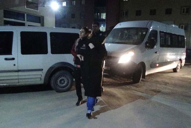 Kütahya'da FETÖ'nün kadın yapılanmasına operasyon: 11 gözaltı