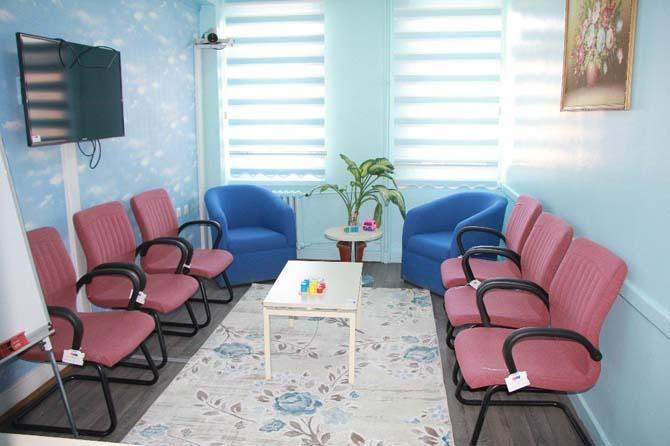 Suç ve şiddet mağdurları için 'Adli Görüşme Odası' kuruldu