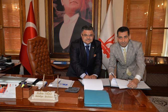 Beşiktaş Mahallesi Aile Sağlık Merkezi protokolü imzalandı