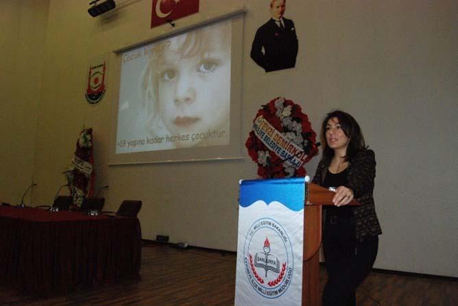 Şanlıurfa'da çocuk istismarı ve ihmali sempozyumu düzenlendi