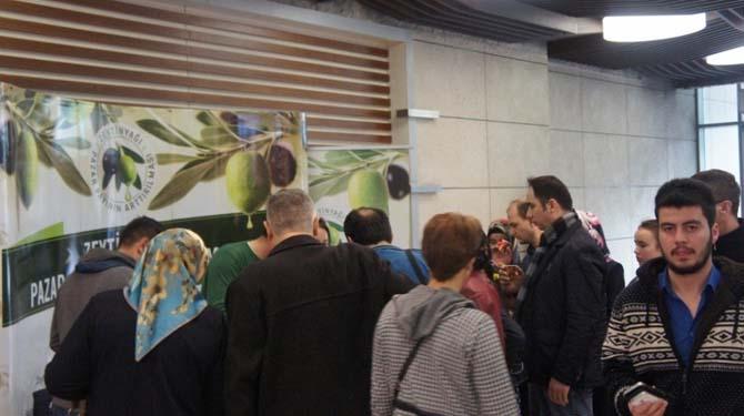 Aydın Ticaret Borsası zeytinyağı tüketimini arttırma ısrarını sürdürüyor