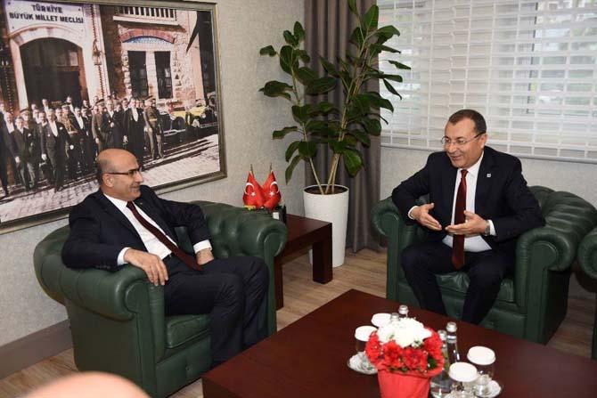 "Adana SMMMO'dan Vali Demirtaş'a ""Muhasebeciler Günü"" ziyareti"