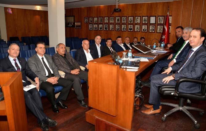ATB Başkanı Bilgiç'ten istihdam seferberliğine destek çağrısı