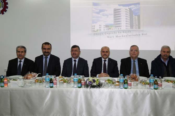 Başkan Akdoğan, İstihdam Kurulu toplantısına katıldı