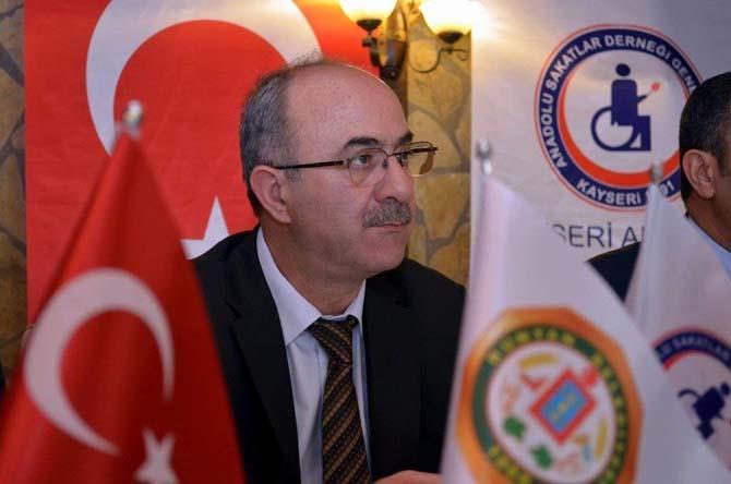 Engelleri birlikte aşalım komisyonu ilk toplantısını Bünyan'da yaptı