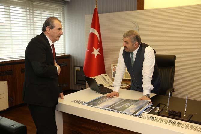 Başarılı Mimarlar Kayseri'ye Geliyor