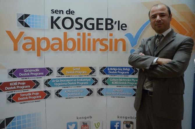 Eskişehir'de KOSGEB kredisine başvuru sayısı arttı
