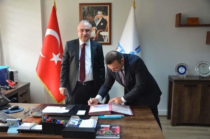 TESKİ ve Aden Koleji arasında protokol imzalandı