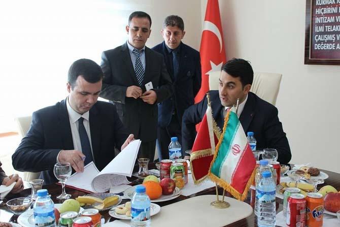 İran-Türkiye arası Şubat ayı mutad toplantısı yapıldı