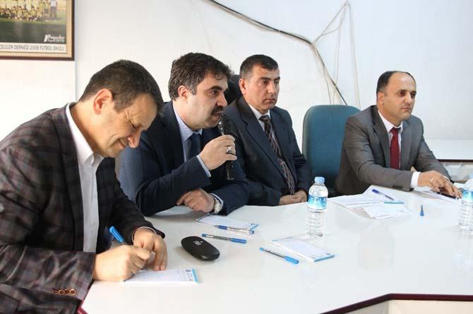 Beyşehir'in imarı masaya yatırıldı