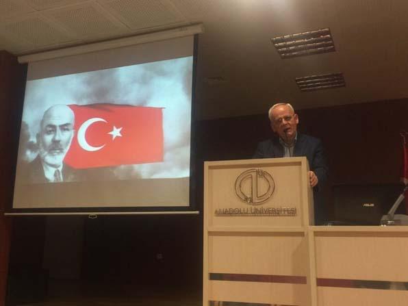 """Mehmet Akif Ersoy ve Gençlik"" programı düzenlendi"