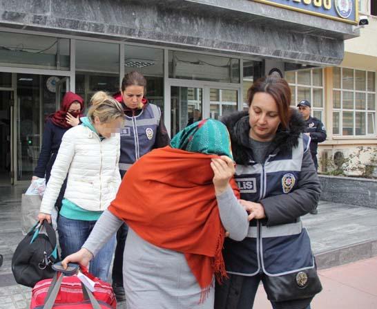 Samsun'da FETÖ'den 21 kişi adliyeye sevk edildi