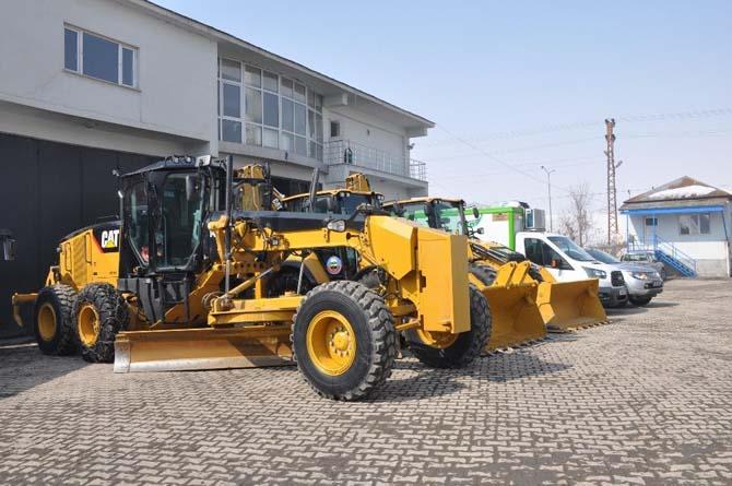 Yüksekova Belediyesi Araç Filosunu Genişletiyor
