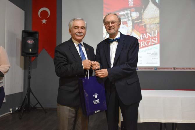 Göç Tarihi Müzesi'nde 'Osmanlı Sanatı' sergisi
