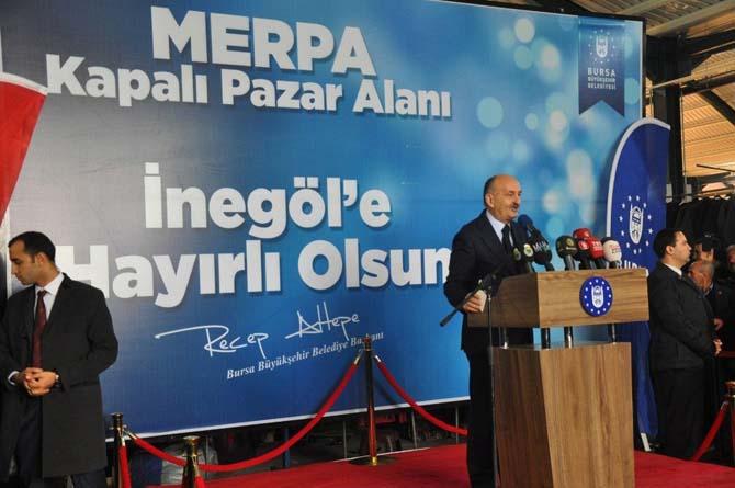 """Bakan Müezzinoğlu: """"Cumhur güçlenecek, cumhuriyet güçlenecek"""""""