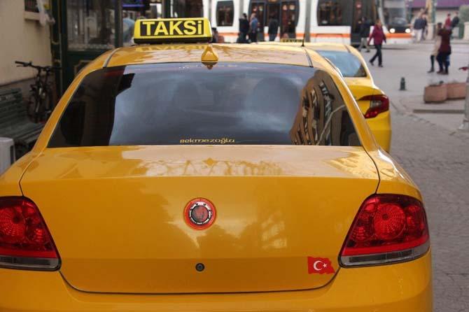 Taksiciler Eskişehir gecelerini anlattı