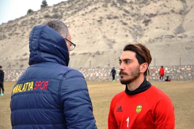 Evkur Yeni Malatyasporlu futbolculardan şampiyonluk yorumu