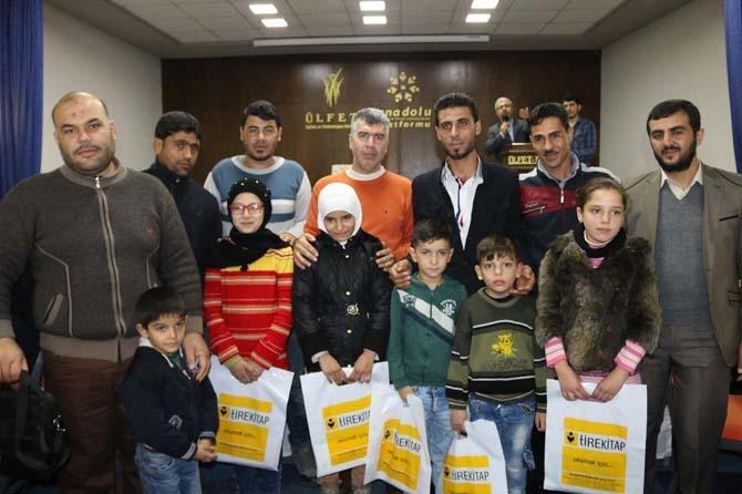 Suriye mutfağı Adana'ya taşındı