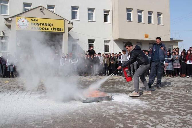28 şubat sivil savunma günü ve 1-7 mart deprem haftası
