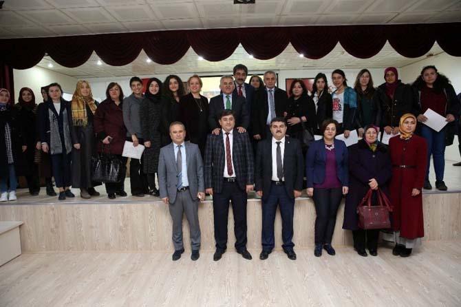 Başkan Büyükkılıç Melikgazi Yurt Müdürlüğü öğrencilerinin konuğu oldu