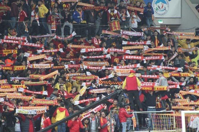 KCETAŞ ve KEPSAŞ'tan Kayserispor'a destek