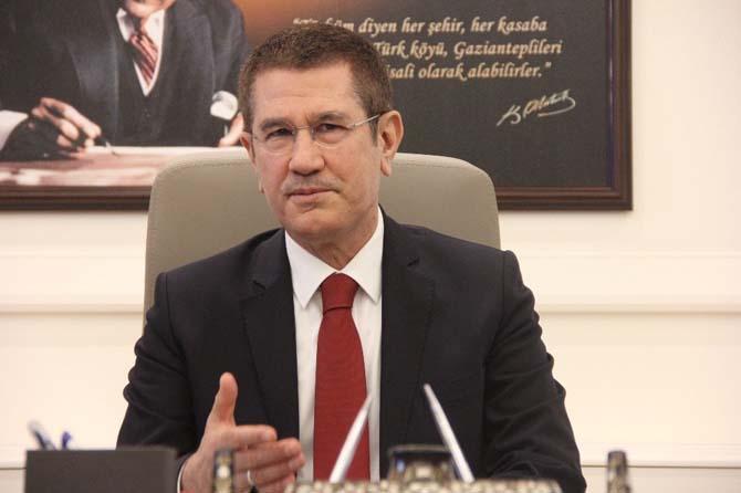 Başbakan Yardımcısı Canikli'den Şahin'e ziyaret