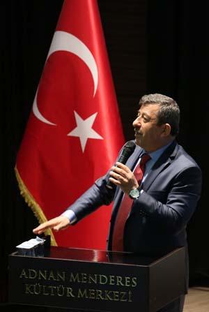 """Başkan Karabacak, güçlü Türkiye için güçlü iktidarlara """"evet"""" diyoruz"""