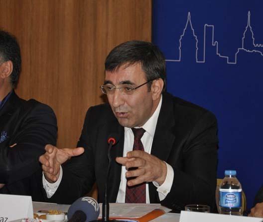 AK Parti Genel Başkan Yardımcısı Cevdet Yılmaz: