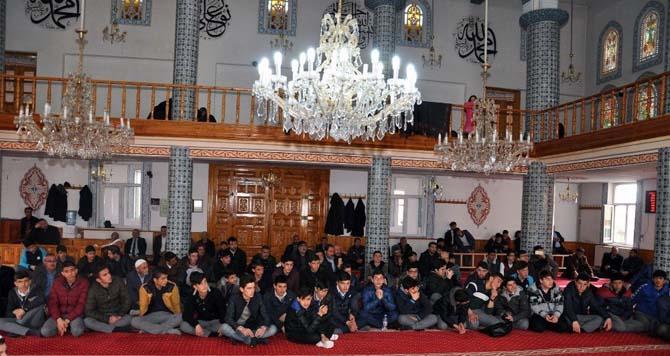 Gümüşhane'de Genç Sadâ Kur'an-ı Kerim'i Güzel Okuma Yarışması Düzenlendi