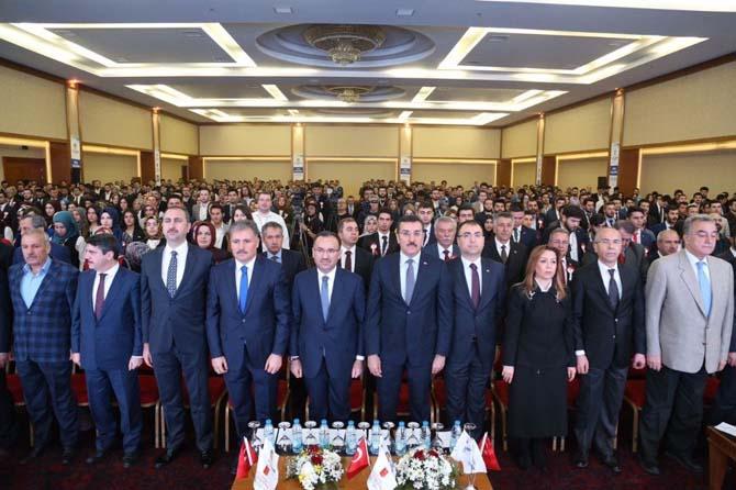 """Gümrük ve Ticaret Bakanı Bülent Tüfenkci: """"Tüm prangalarımızdan kurtulacağız"""""""