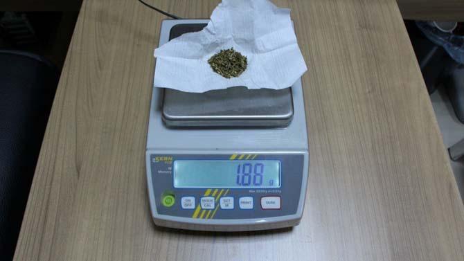 Nevşehir'de uyuşturucuya geçit verilmiyor