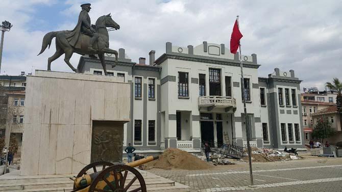 Ödemiş'teki o binaya 'Kuva-yı Milliye Müzesi' önerisi