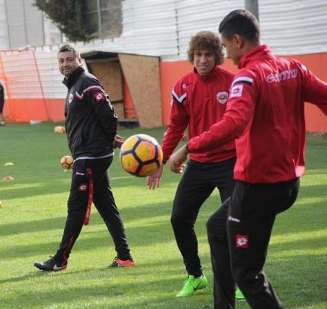 Adanaspor'da hazırlıklar sona yaklaştı
