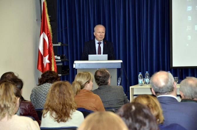 Türk Eczacıları Birliği Aydınlı eczacılarla buluştu