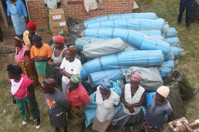 Zimbabve'de sel: 246 ölü