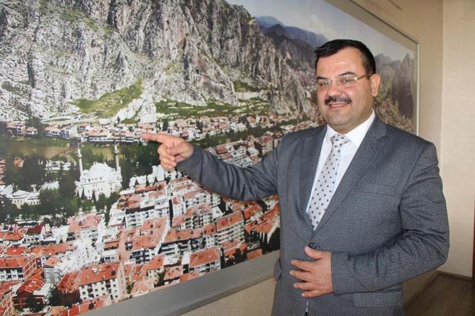 Referandum kampanyasında liderlerin ilk tercihi Amasya