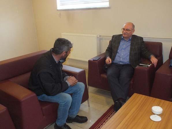 AK Partili Çakar, Malazgirt'te yapılacak projeleri anlattı