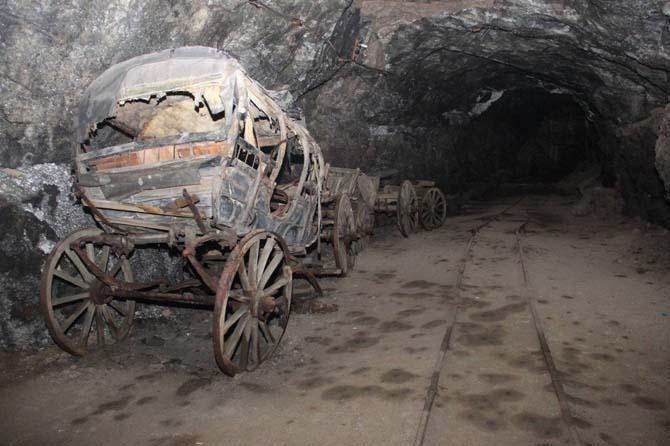 Çankırı'daki Tuz Mağarası Yeniden İhale Edilecek