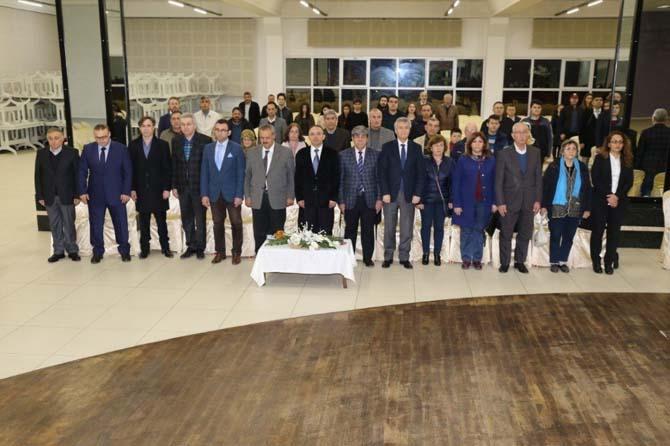 Burhaniye'de Çanakkale Destanlaşıyor Konferansı yapıldı