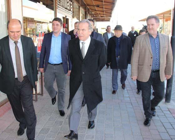 Karabük'e havalimanı için ilk adım atıldı