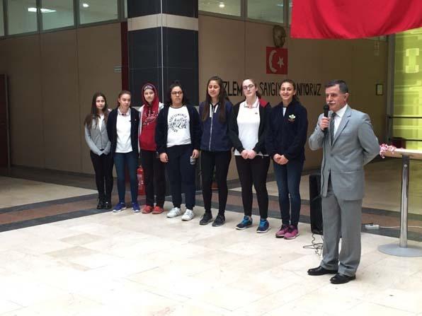 Kültür Koleji basketbolda bölge şampiyonu oldu