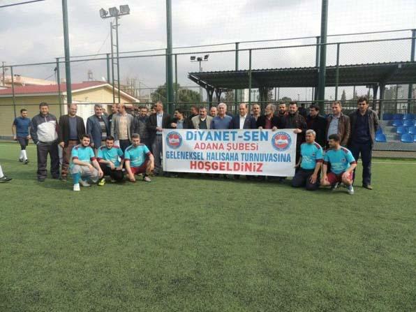 Diyanet Sen 15 Temmuz Şehitler Futbol Turnuvası başladı
