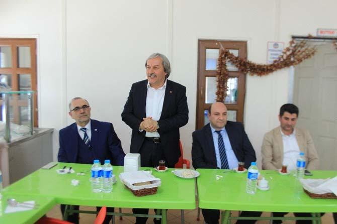 Osmaneli'de muhasebeci ve mali müşavirler onuruna yemek