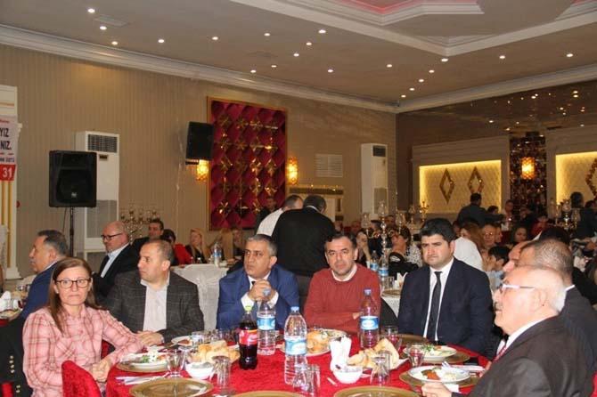 Kartal Belediyesi, 'İnözülüler Derneği Birlik ve Beraberlik' gecesine katıldı
