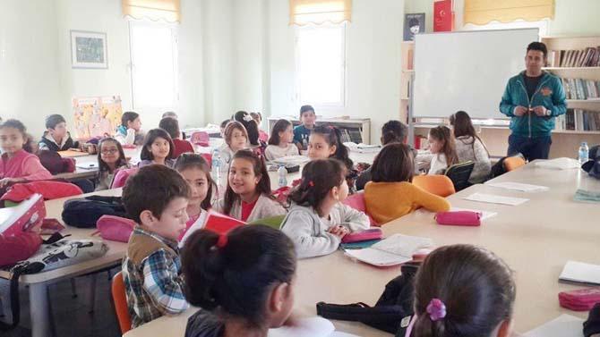 Milas'ta İngilizce kursuna yoğun ilgi