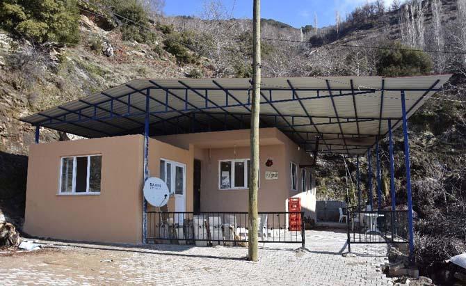 Nazilli Belediyesi, Çatak muhtarlık binasını yeniliyor