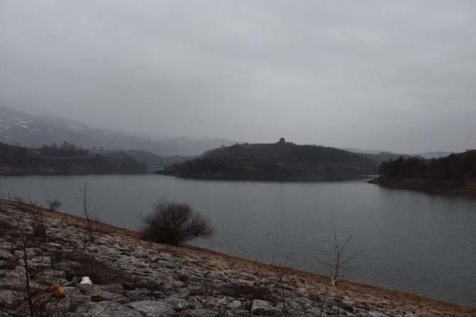 Bursa Babasultan Barajı Sulamasında sona doğru