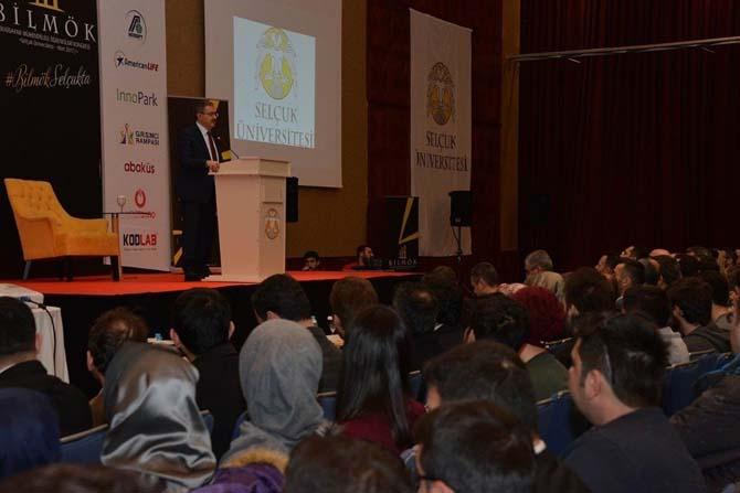 BİLMÖK 2017 Selçuk Üniversitesi'nin ev sahipliğinde gerçekleştirildi
