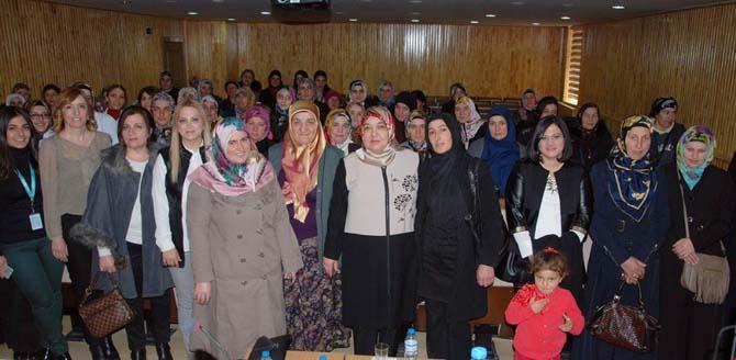 Kadınlara yönelik kanser tarama kampanyası