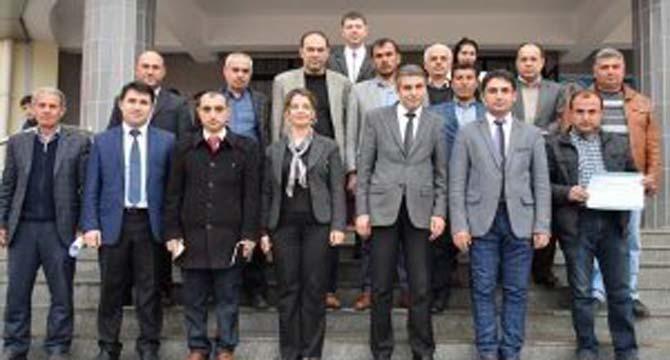 Kozluk'ta 'Veli' çalıştayı düzenlendi